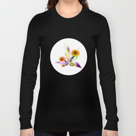 Ikebana Arranged 2 Long Sleeve T-shirt