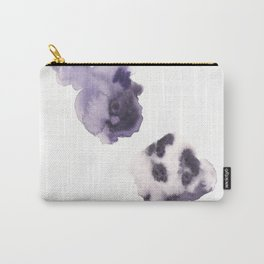 170714 Abstract WATERCOLOUR Play 8 |Modern Watercolor Art | Abstract Watercolors Carry-All Pouch