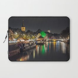 Colors of Strasbourg Laptop Sleeve