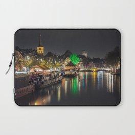 Colors of Strasbourg Laptop Sleeve