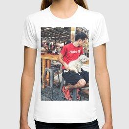 Cozy spot T-shirt