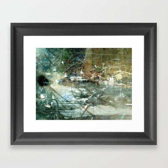 The Primal Soup Framed Art Print