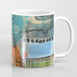Magic carpet - Tapis volant Coffee Mug