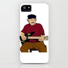 Rockstein iPhone Case