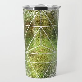 Star Tetrahedron the Merkaba Vehicle of Light Travel Mug