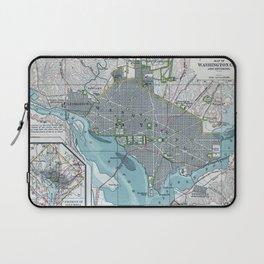 Washington City Laptop Sleeve