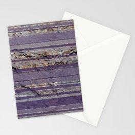 Violet & Rock Stationery Cards
