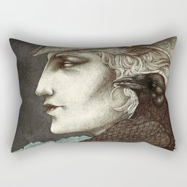Nevermore Rectangular Pillow