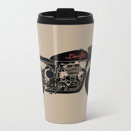 Cafe Racer - HANDSOME DEVIL'S CLUB (1/3) Metal Travel Mug