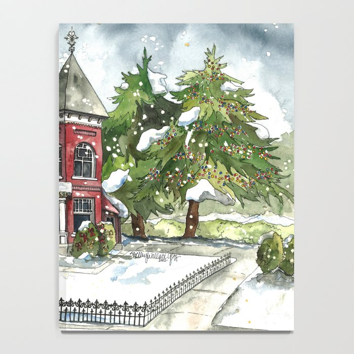 Snowfall Notebook