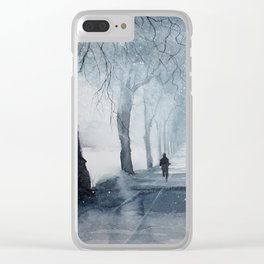 Katrineholm Clear iPhone Case