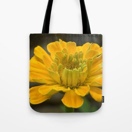 Yellow Flower 52 Tote Bag