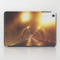 subway iPad Cases featuring SUBWAY by Yigit C.