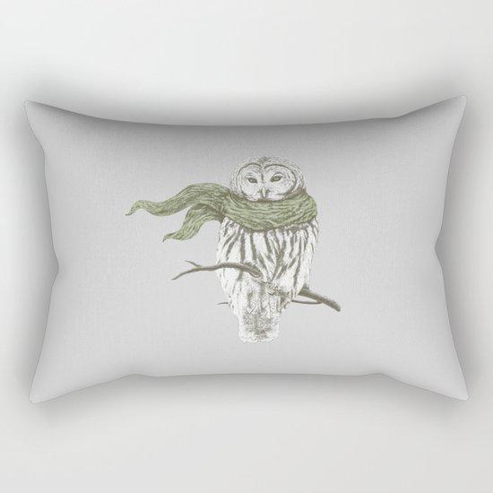 Cold Rectangular Pillow