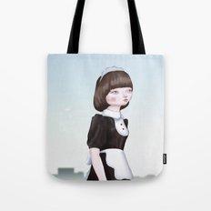 Air Doll Tote Bag