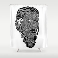 Mempo Shower Curtain