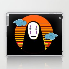 No Face a Lonely Spirit Laptop & iPad Skin