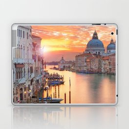 Sunset in Venice Laptop & iPad Skin