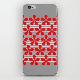 crvena iPhone Skin