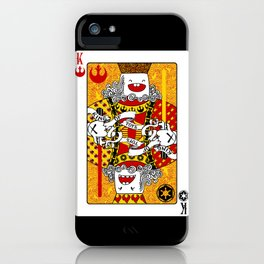 King of Toys iPhone Case