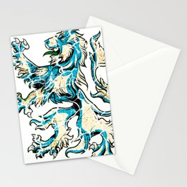 Lion Knight King Warrior Perfect Gift Stationery Cards