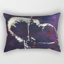 Touch of Grey Rectangular Pillow