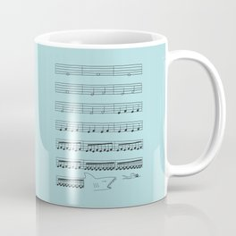 Jaws Coffee Mug