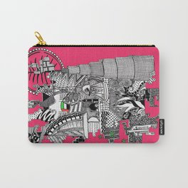 Dubai pink Carry-All Pouch