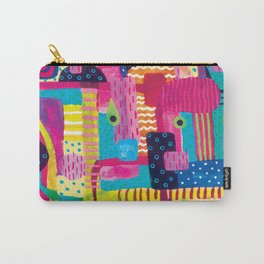 Disorderly Carry-All Pouch