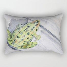Frogger Rectangular Pillow