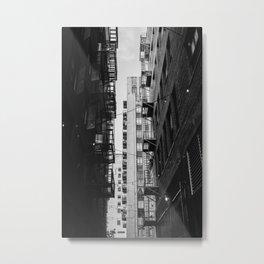 Downtown Los Angeles VII Metal Print