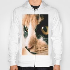 Thinking Cat Hoody