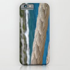 Rope by the sea iPhone 6s Slim Case