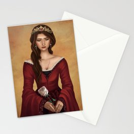Heartless Queen Stationery Cards