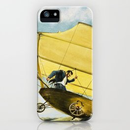 Striking Historical Images iPhone Case
