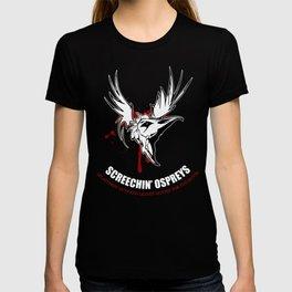 Sunshine Patriots -- Screechin' Ospreys T-shirt