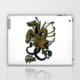 King Ghidora Kaiju Print FC Laptop & iPad Skin