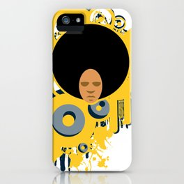 Love the 'Fro iPhone Case