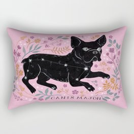 Canis Major Rectangular Pillow
