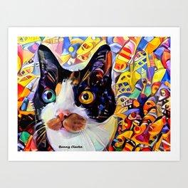 Daffy Art Print
