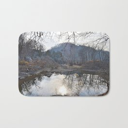 Reflecting Pool Bath Mat