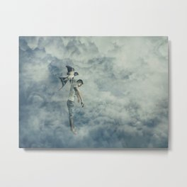 dream abduction Metal Print