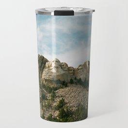Mt. Rushmore Travel Mug