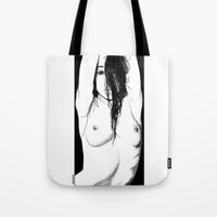 apollonia Tote Bags featuring asc 550 - Amalia Cipriani Sant'Arcangelo by From Apollonia with Love
