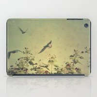 freedom iPad Cases featuring Freedom by Victoria Herrera