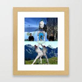 AzazelKnownSoWell Framed Art Print