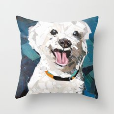 Hydee Throw Pillow