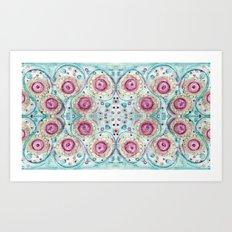 Spring potpourri Art Print