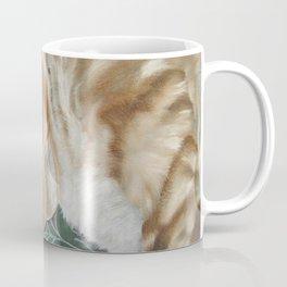 Catnap Sleeping Cat Painting Coffee Mug