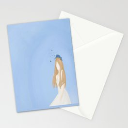 Beautiful stranger Stationery Cards